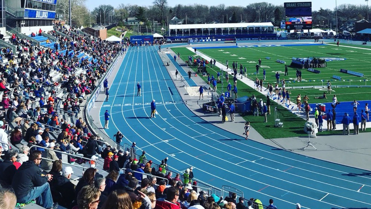 Drake Relays Results
