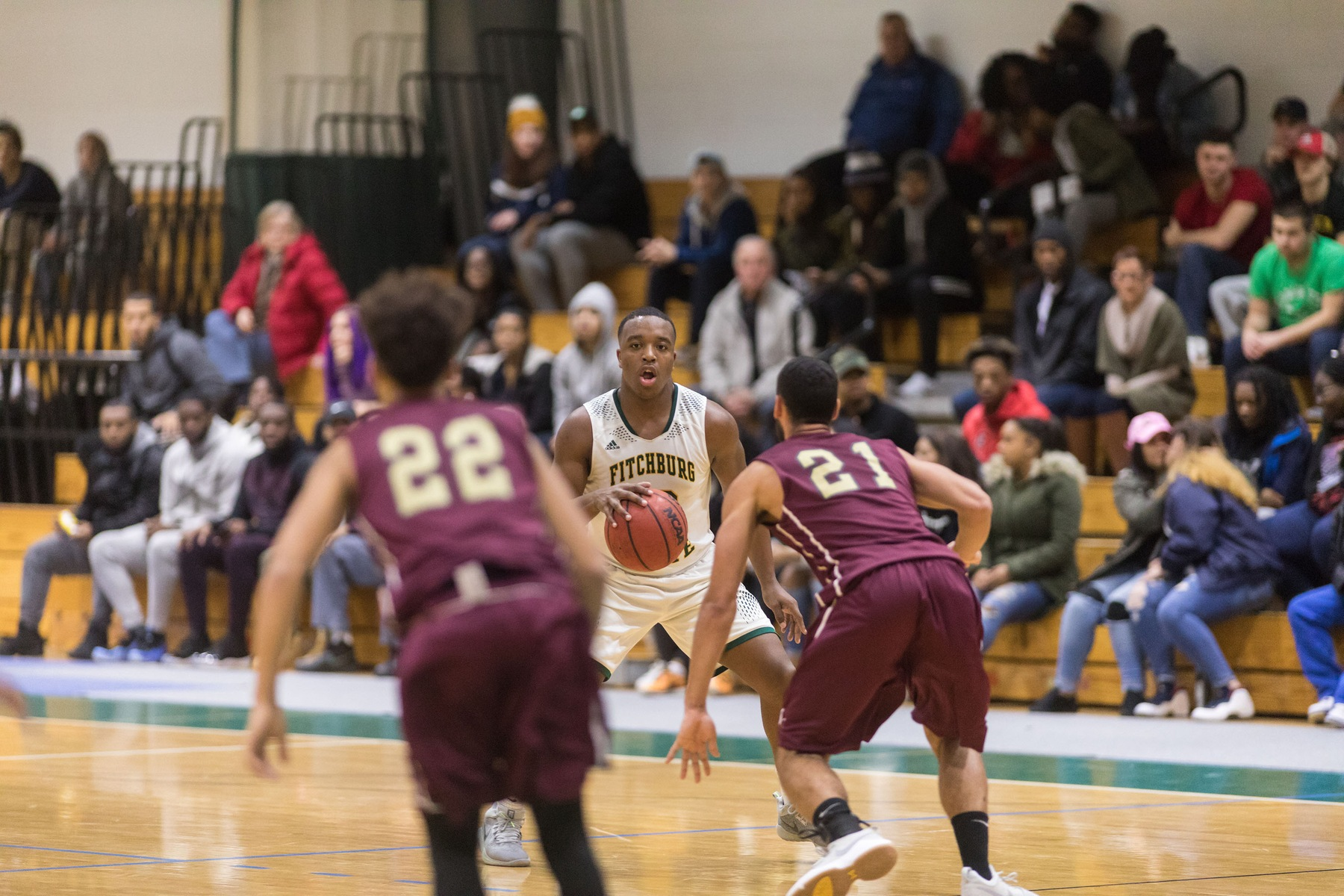 Falcons Outlast Westfield in MASCAC Quarterfinal