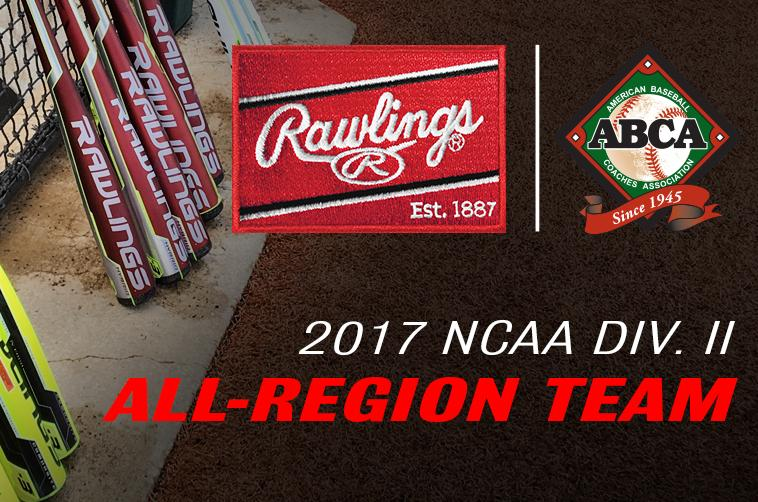 Szink, McSweeney, Iosue Named to ABCA/Rawlings All-Region Team