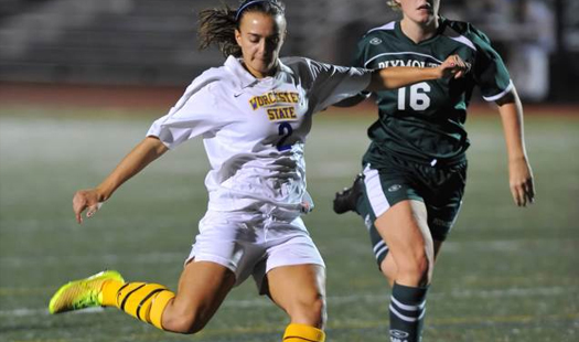 Women's Soccer Weekly Report 11/2