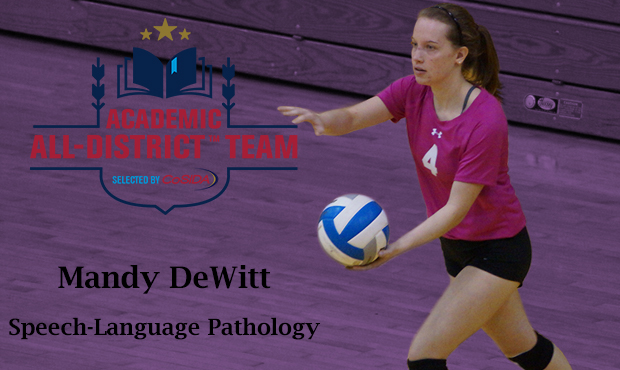 Fontbonne's DeWitt Named Academic All-District