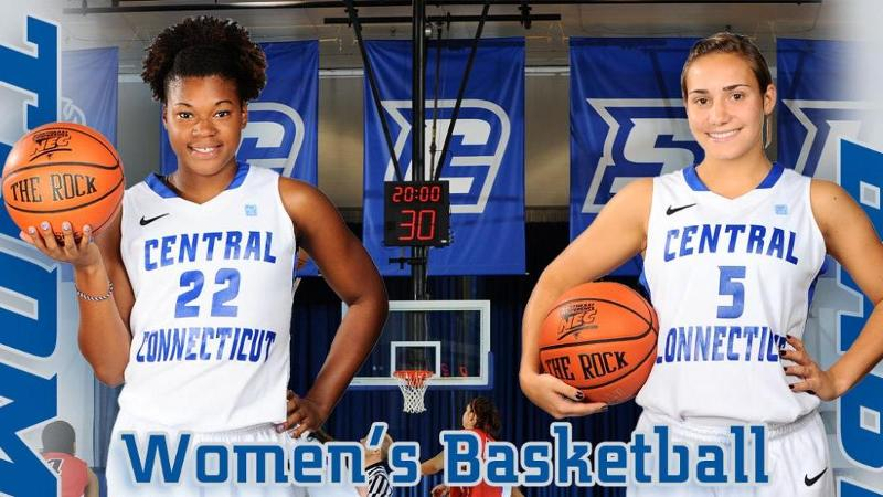 Thomas, Babe Named WBB Captains