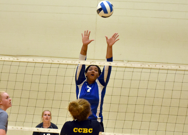 Lakers dominate in two matches at Beaver County quad match