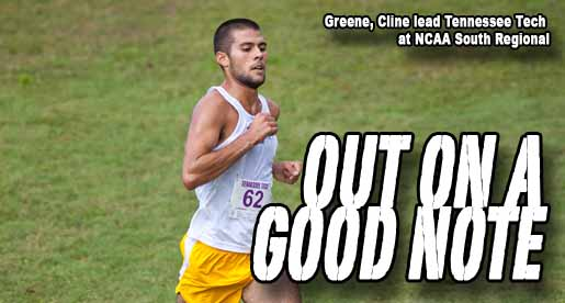 Golden Eagles run final meet of 2011 season at NCAA South Regional
