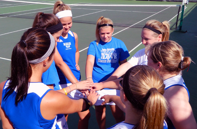 Women's Tennis Falls to UW-Oshkosh