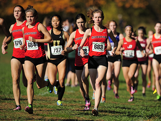 Women's Cross Country Picked Second in Centennial Preseason Poll