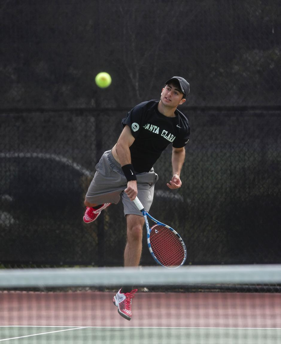 Bronco Men's Tennis Faces Purdue Saturday at 2pm