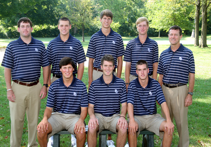 Men's Golf Earns GCAA National Academic Honors