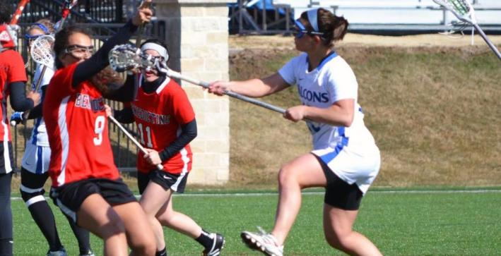 Otterbein takes control in second half against Women's Lacrosse