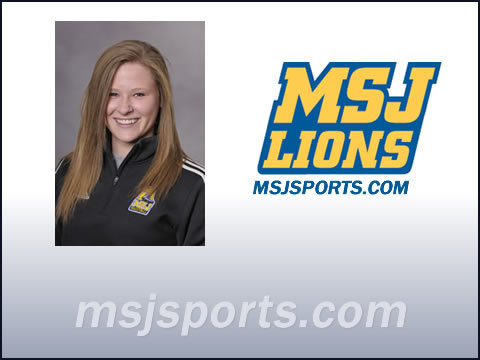 Mount volleyball player Nicole Sherpensky selected HCAC Offensive Player of the Week