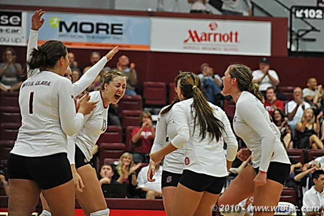 Volleyball Begins Practice For 2011 Season