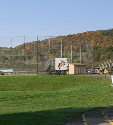 picture of baseball field