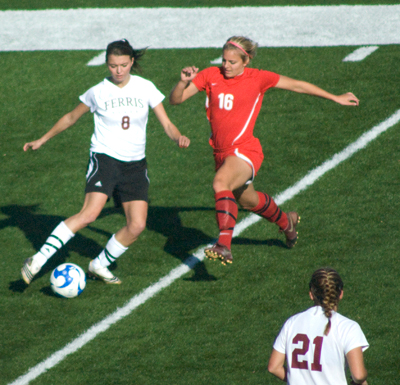 #8 Lauren Fortuna (Photo by Joe Gorby)