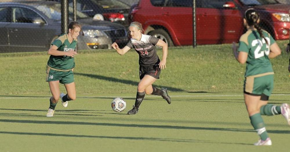 No. 16 Tartans Fall in Tough Road Contest, 1-0