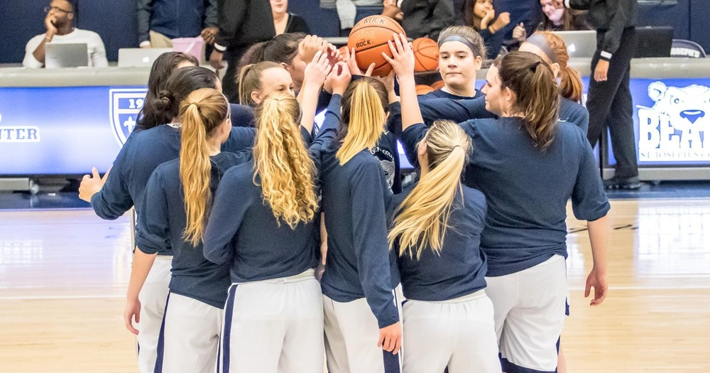 Women's Basketball Looks to Bounce Back vs. Purchase in One-Game Week