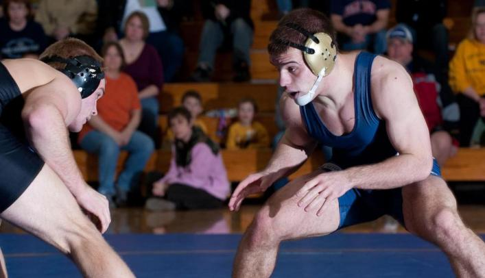 Wrestling Drops Two Contests at UW-Whitewater Border Brawl Duals
