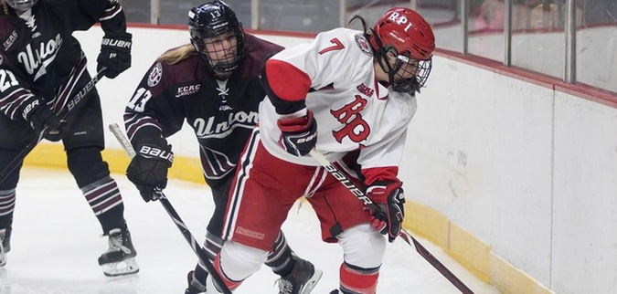 RPI defeated at No. 10 Colgate