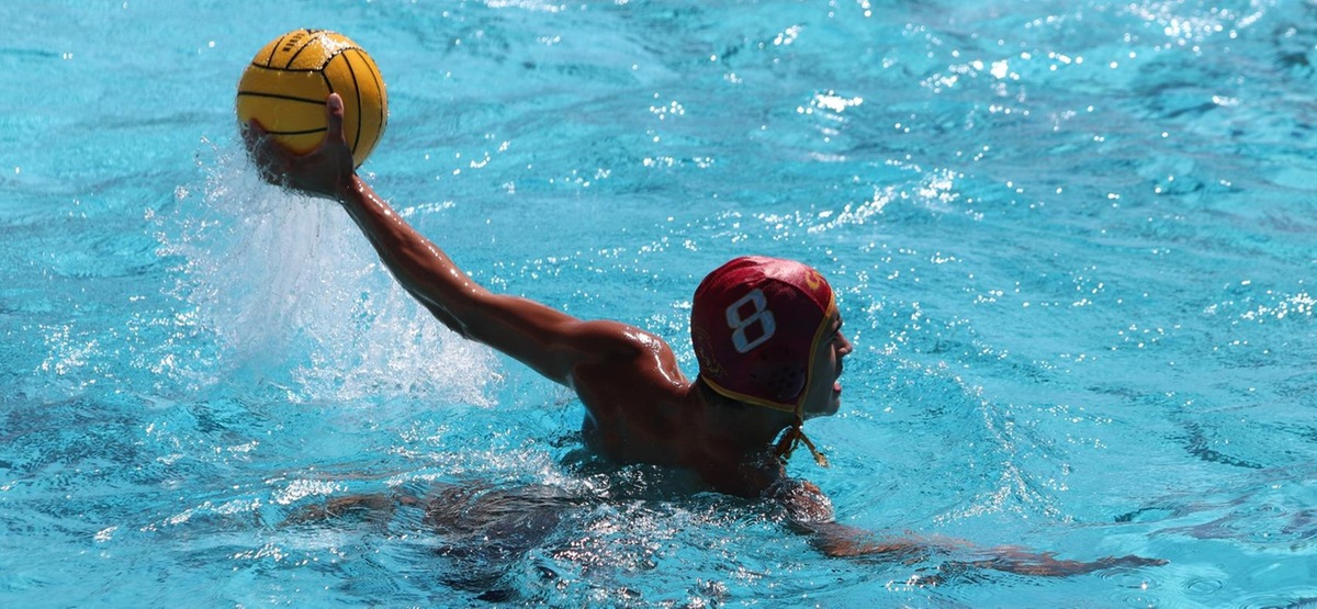 William Clark Named SCIAC Offensive Player of the Week for CMS Men's Water Polo