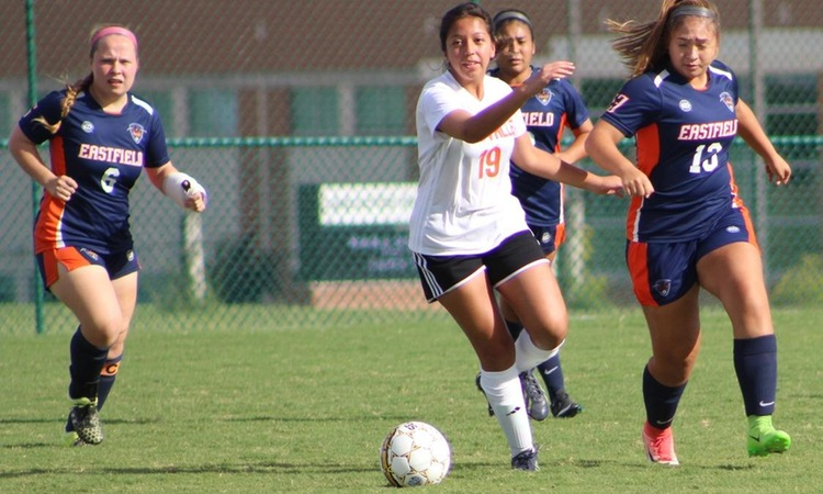 Women's Soccer Falls to Mountain View