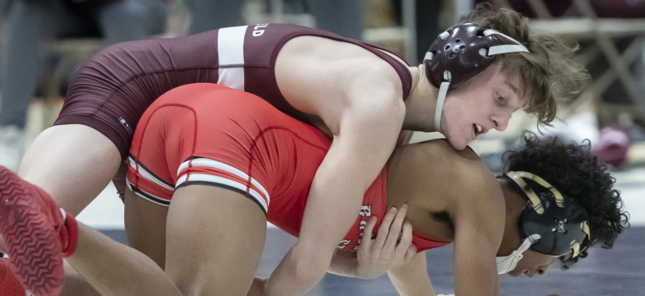 Wrestling Finishes Sixth at Ithaca Invitational