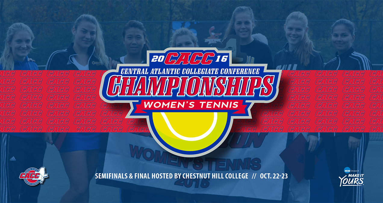 View the Official Online Digital Program of the 2016 CACC Women's Tennis Championship