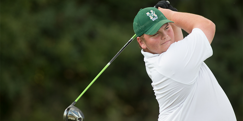 Men's Golf Holds Five-Stroke Lead After Day One of USM Fall Classic