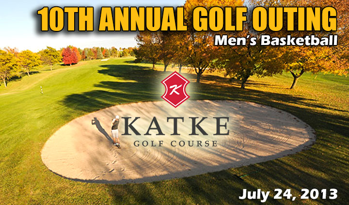 2013 Men's Basketball Alumni & Friends Golf Outing Set For July 24