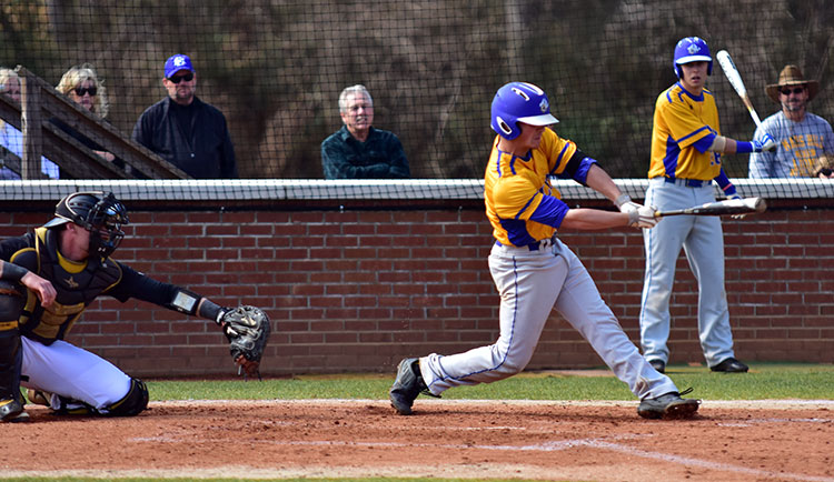 Lions Earn Sixth Straight Victory With 10-2 Win Over Montreat