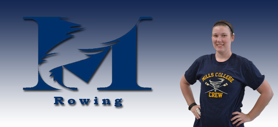 Mills Rowing Welcomes Amanda Ridley '15 to Coaching Staff
