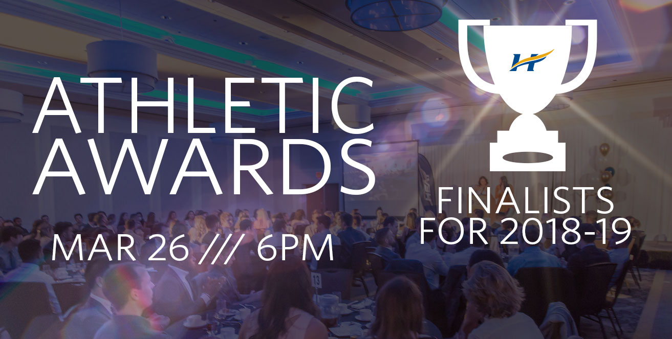 2019 UBC Okanagan Heat Athletic Awards Finalists announced