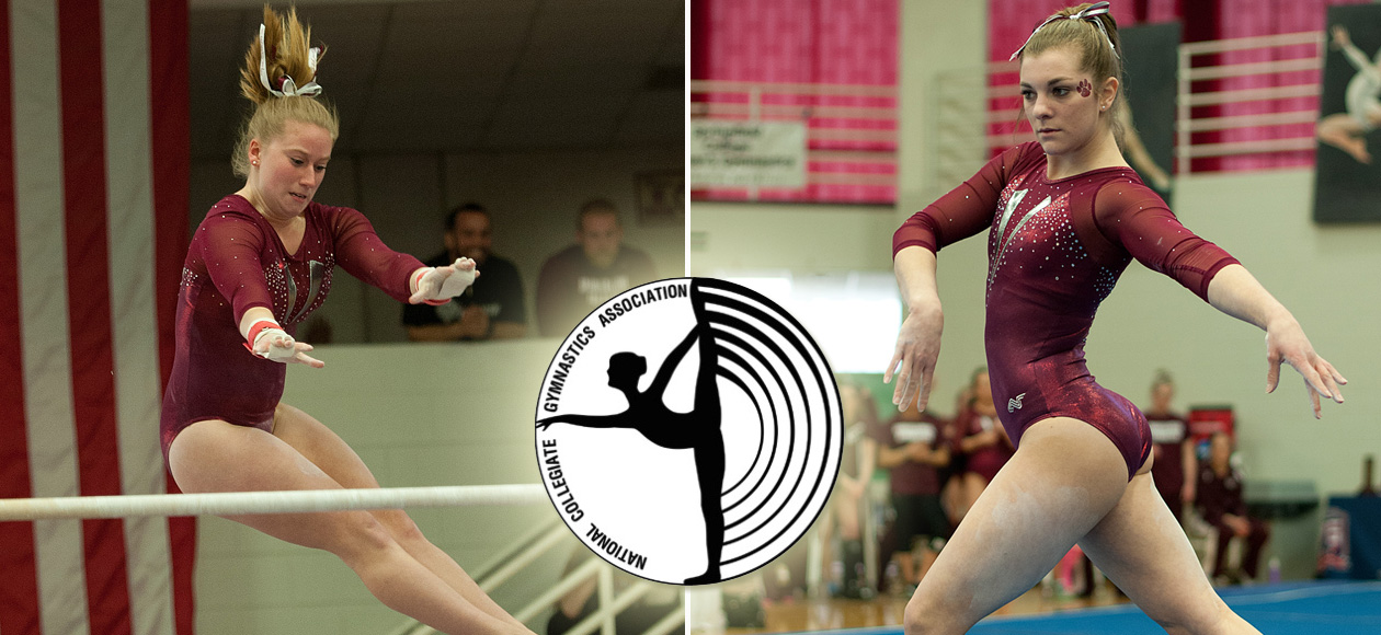 Clark and Pocius Sweep NCGA Regional Honors