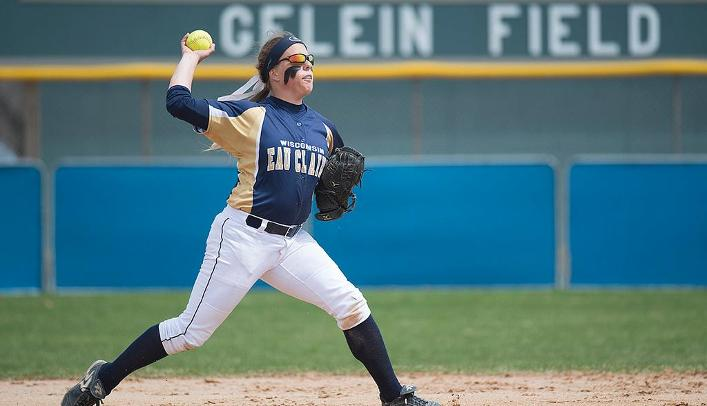 Softball Splits Doubleheader with Titans