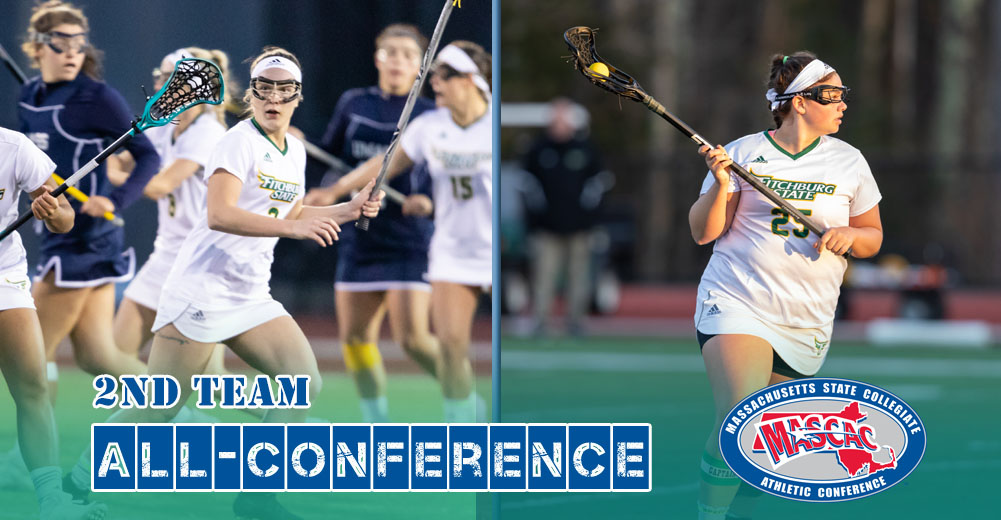 Falcons Name Pair To MASCAC All-Conference Teams