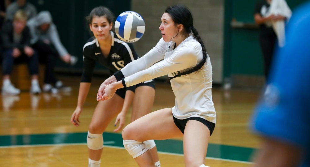 Wright State Outlasts Cleveland State, 3-2