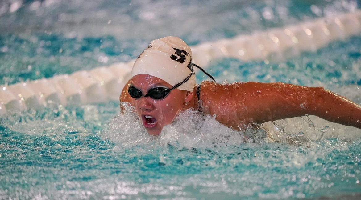 Women's Swimming And Diving Visits Cornell For Weekend Dual Meet