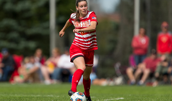 Ferris State Women's Soccer Pushes Record Winning Streak To Seven-Straight