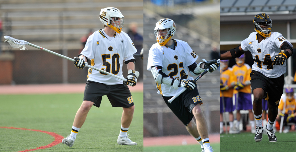 Nine Retrievers Honored at AE Men's Lacrosse Awards Ceremony