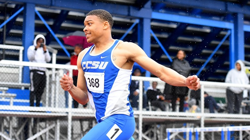 Men's Track & Field Competes at IC4A/ECAC Championships