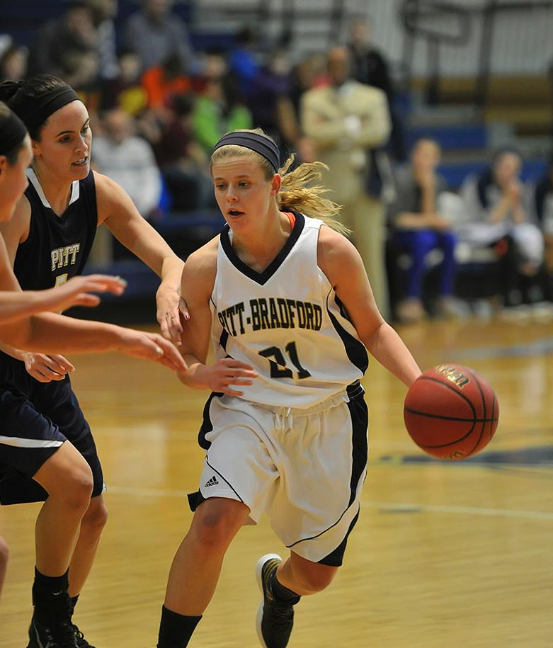 Upb Women Snap Losing Skid With Victory Over Medaille University Of Pittsburgh Bradford