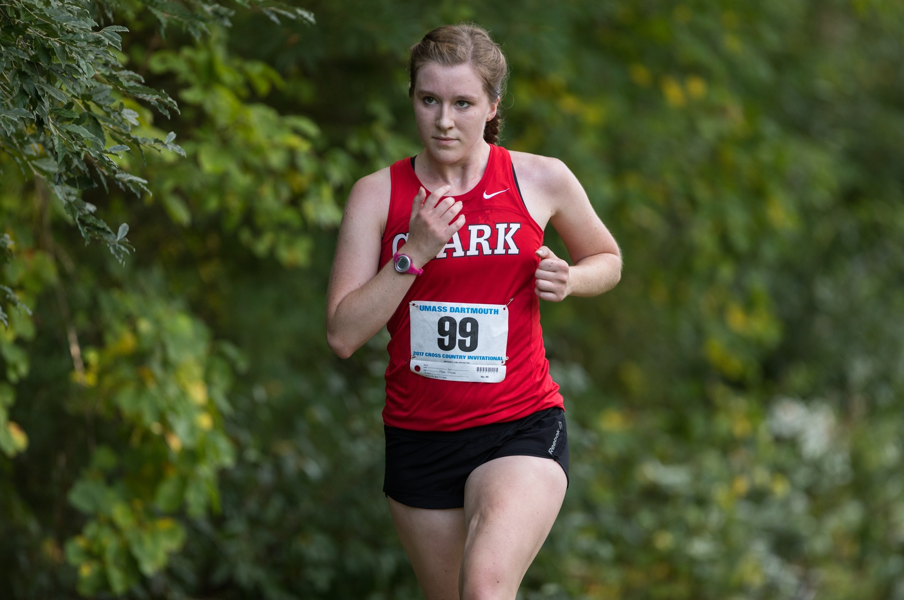 Women's Cross Country Places Third at Keene State Invitational