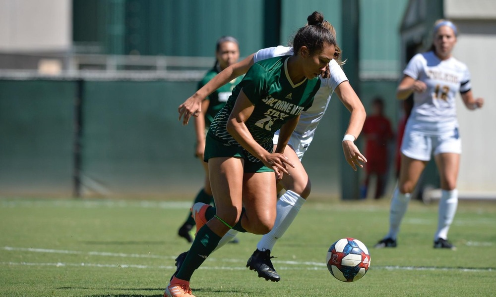 BIG SKY PLAY COMES TO HORNET FIELD AS WOMEN'S SOCCER HOSTS NORTHERN ARIZONA, SOUTHERN UTAH THIS WEEKEND
