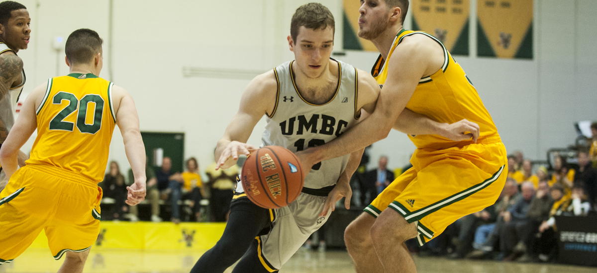 UMBC's Joe Sherburne Named to Academic All-America® Division I Men's Basketball First Team