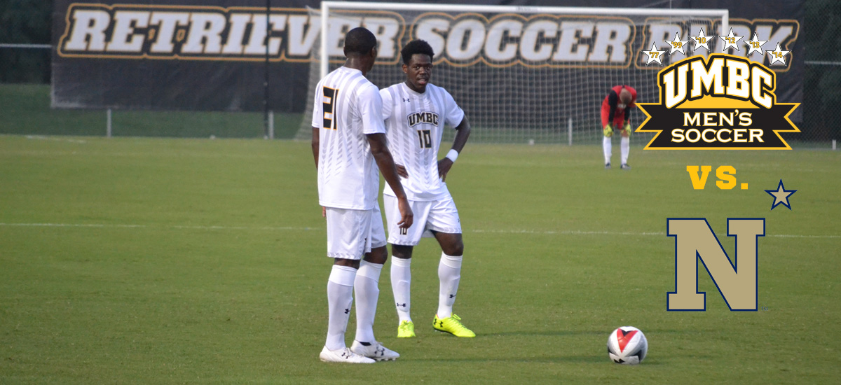 Men's Soccer to Face Navy on Wednesday Night