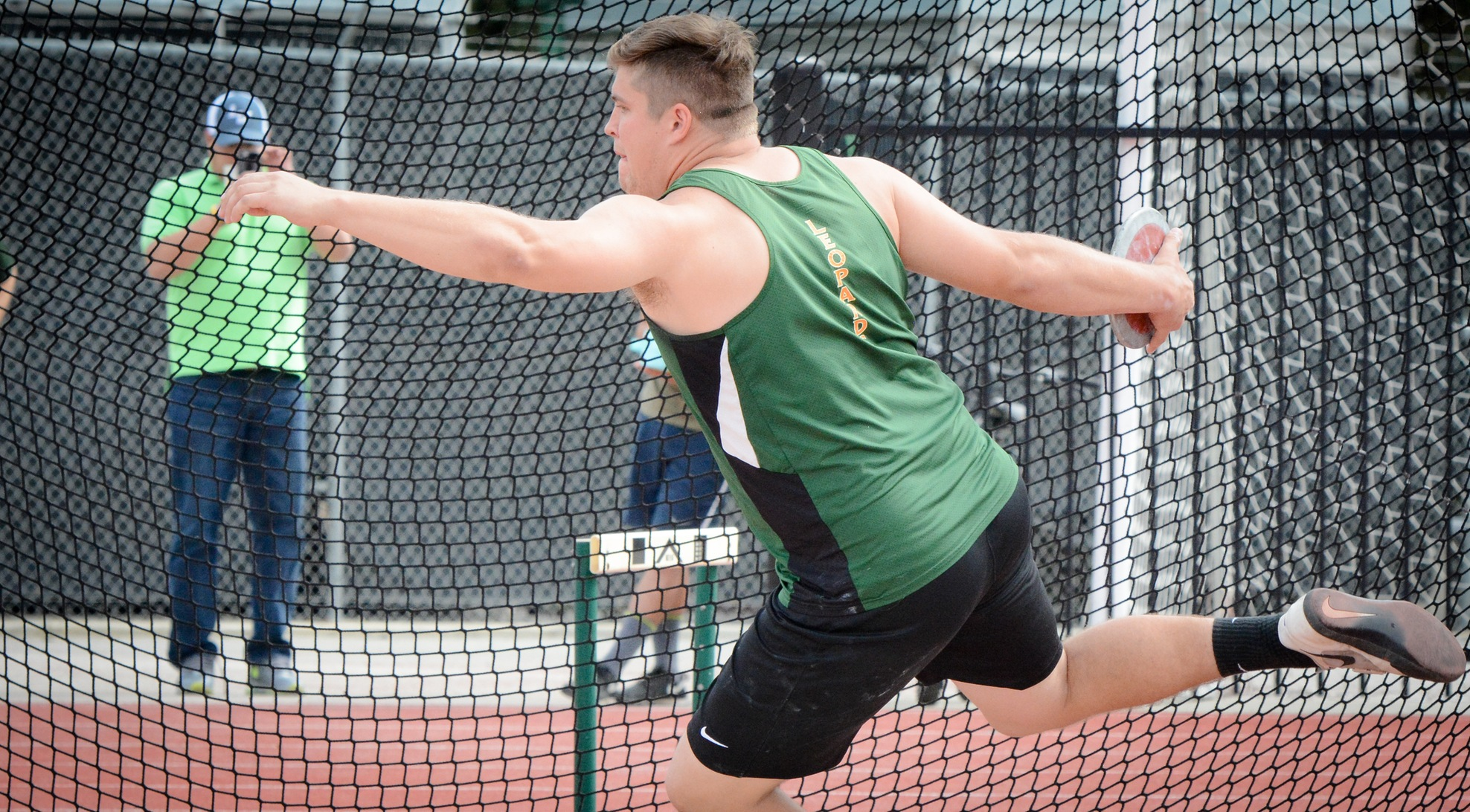 Men's Track & Field competes at Oxy Spring Break Classic