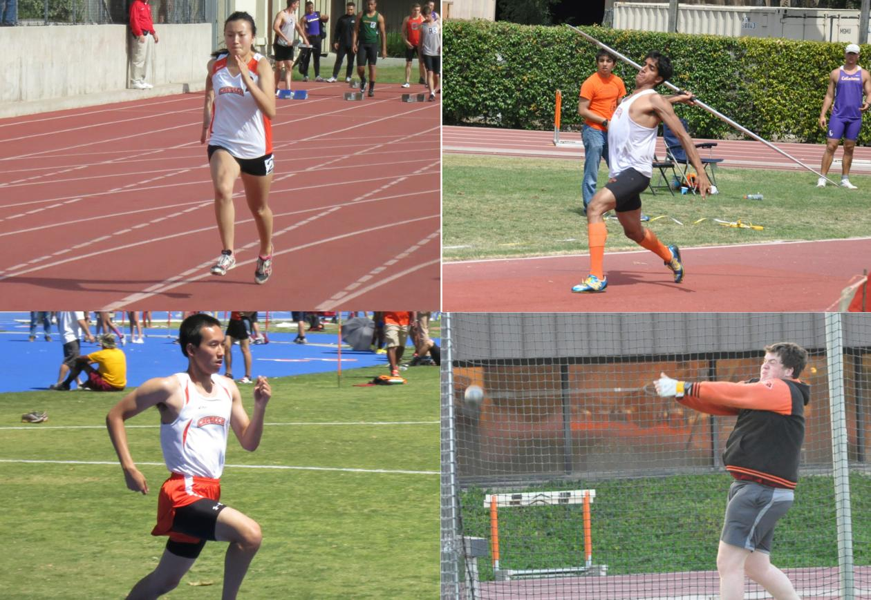 Track & Field Raising Program Expectations