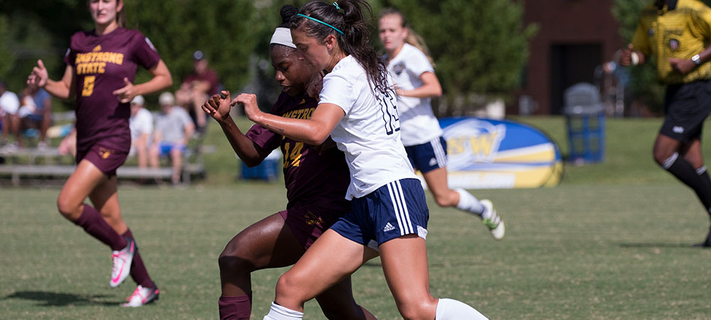 Lady 'Canes Shutout Screaming Eagles