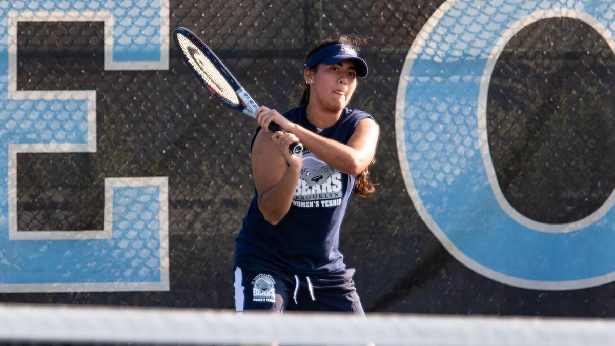 Women's Tennis Stymied by SJC Long Island