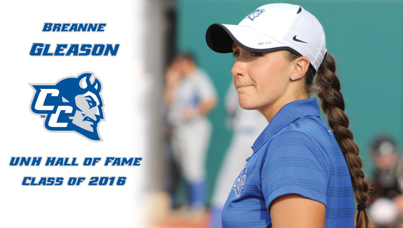 Gleason Announced to UNH Hall of Fame Class of 2016