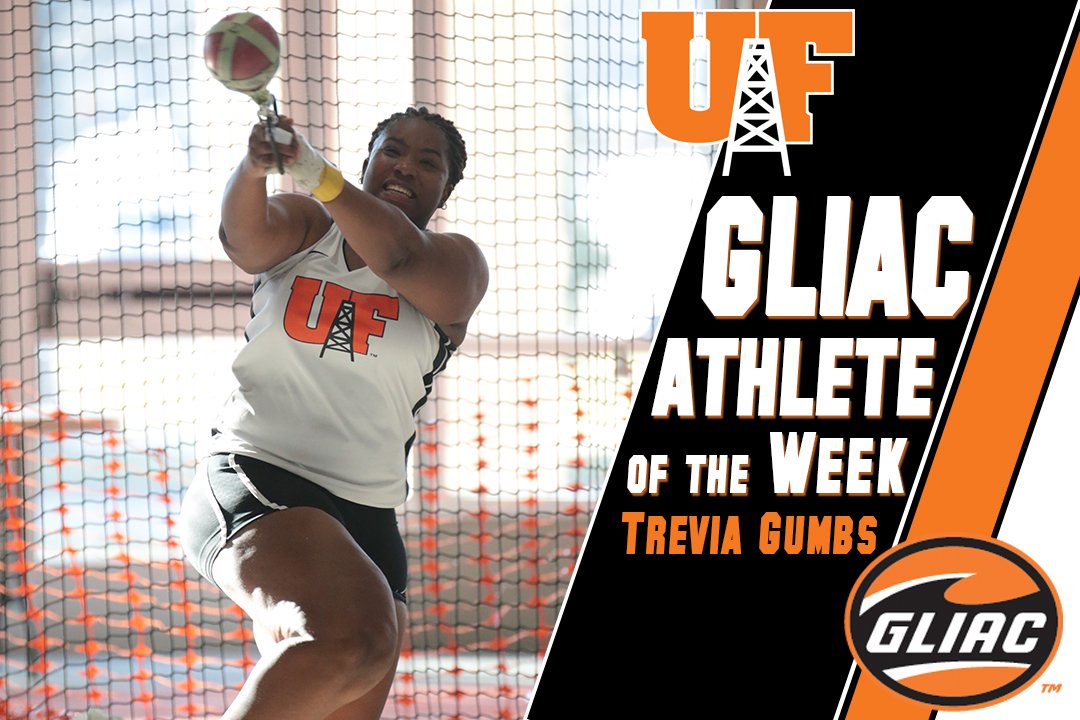 Trevia Gumbs Named Athlete of the Week