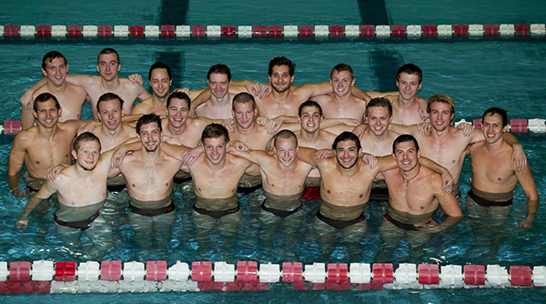 2014-15 Wittenberg Men's Swimming and Diving